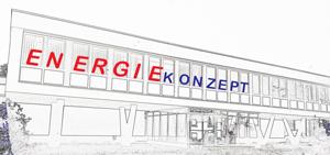EK Logo mit Schrift